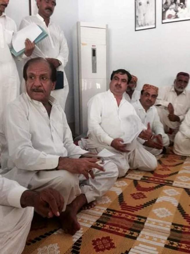 Sardar Saleem Jan Mazari News