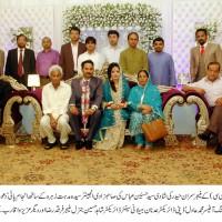 Semran Haider Marriage