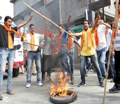 Shiv Sena Riots