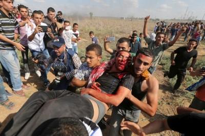 Shooting Incident in Gaza