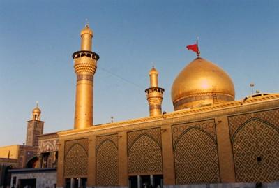 Shrine of Hazrat Imam Hussain