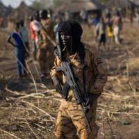 South Sudan Solder