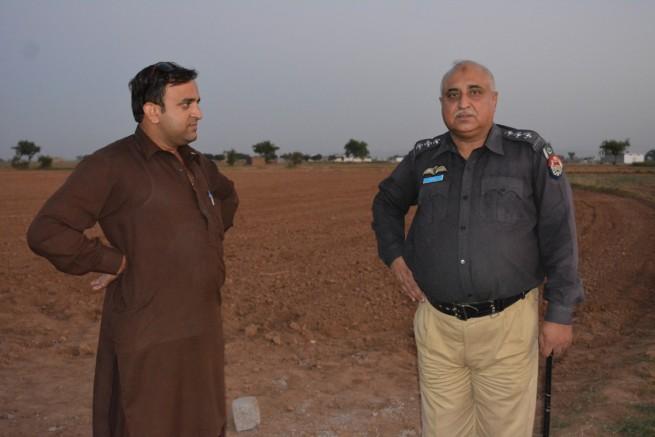 Talagang, Malik Mushtaq Ahmed
