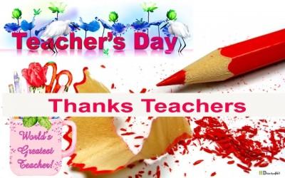 Teacher International Day