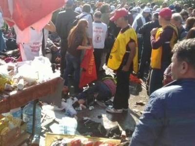 Turkey Bombings