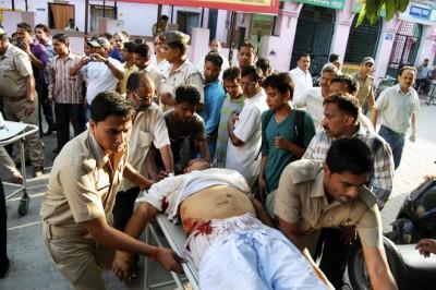 Uttar Pradesh ,Violent Incident
