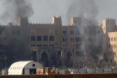 Yemen Hotels Attack