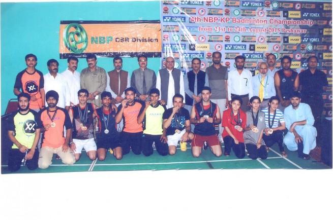 Badminton KPK