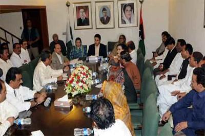 Bilawal Bhutto Meeting