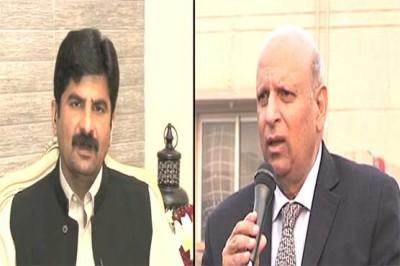 Chaudhry Sarwar, Riaz ul Haq