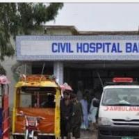 Civil Hospital Badin