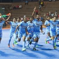 Junior Indian Hockey Team