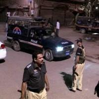 Karachi Police Encounter