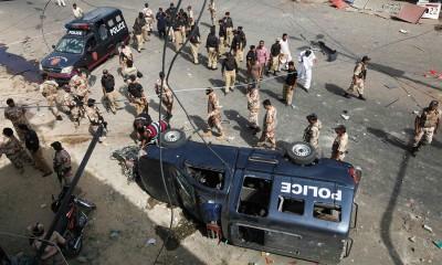 Karachi Terrorism