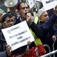 Kashmiri Demonstrations