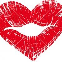 Lips Heart