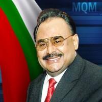 MQM Altaf Hussain