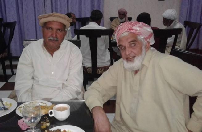 Malik Ghulam Mohammad jhatlha Honors Lunch