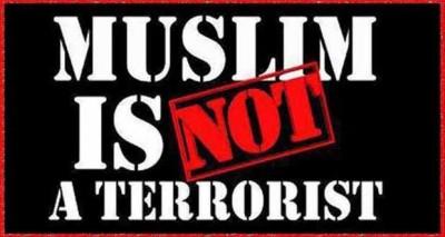Muslim is not Terrorism