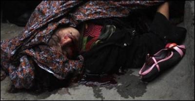 Muslim killing