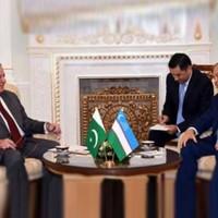 Nawaz Sharif And Islam Karimov