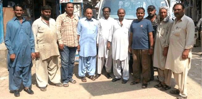 PPP District Korangi