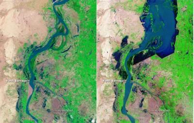 Pakistan's Climate Change