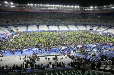 Paris Attacked