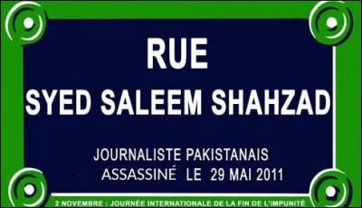 Paris Street Saleem Shehzad