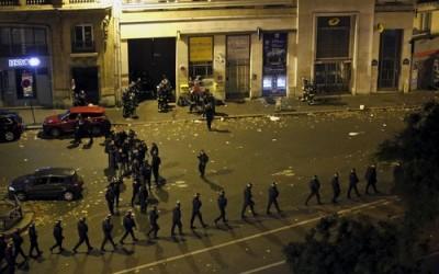 Paris Terror Suspects