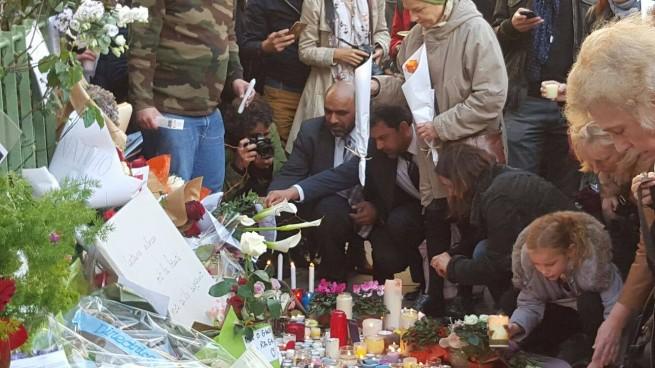 Paris Weekend Prayer Ceremonies