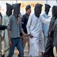 Peshawar Police Search Operation 49 Arrest