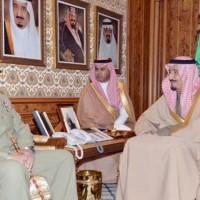 Raheel Sharif And King Abdul Aziz