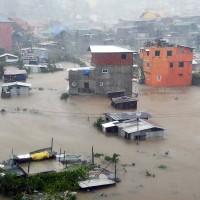 Russia Flood