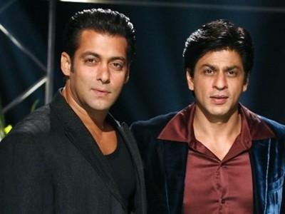 Salman Khan And Shahrukh Khan