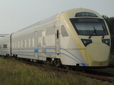 Saudi Arabian Train