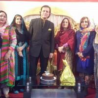 Shah Bano Mir Adab Akademi Waleed Iqbal Group Foto
