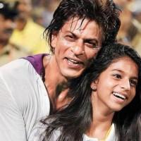 Shah Rukh Khan and Daughter