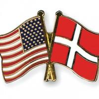 America and Denmark