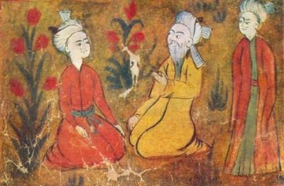 Amir Khusro History