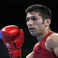 Boxer Mohammad Wasim