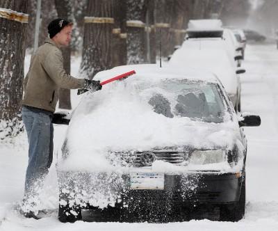 Canada  Snowfall