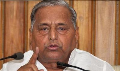 Chief Minister Mulayam Singh