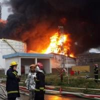 China Fireworks Warehouse Explosion