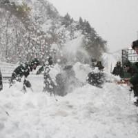 China Snowfall