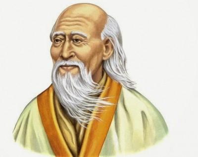 Chines King Lao Zu