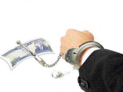 Corruption in Pakistan