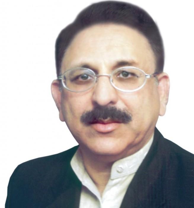 Dr. Salah ud Din Khan