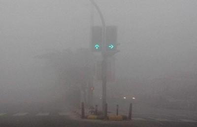 Fog Engulfs Punjab