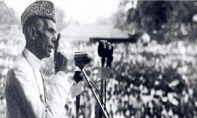 Founder of Pakistan, Quaid-i-Azam Muhammad Ali Jinnah